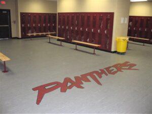 Putnam-City-North-HS-Locker-Room-Mondo-Ramflex