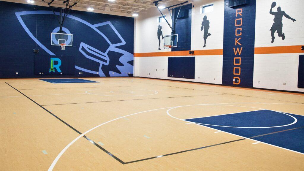 Mondo Advance Gymnasium Flooring